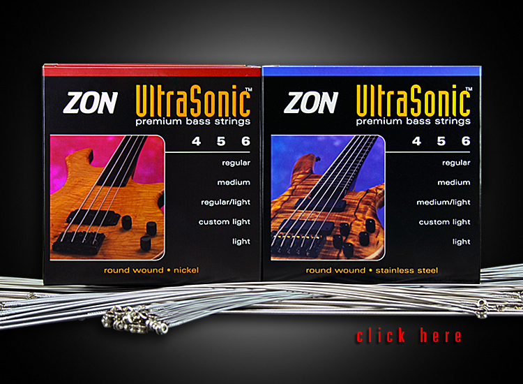 Zon Ultrasonic Strings